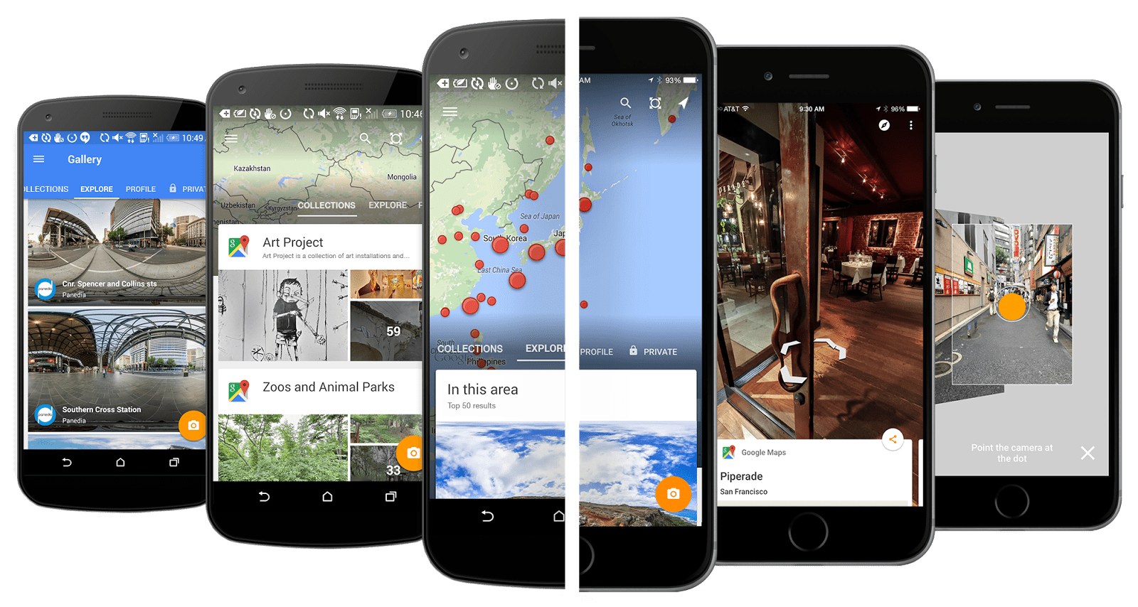 google street view free download for android