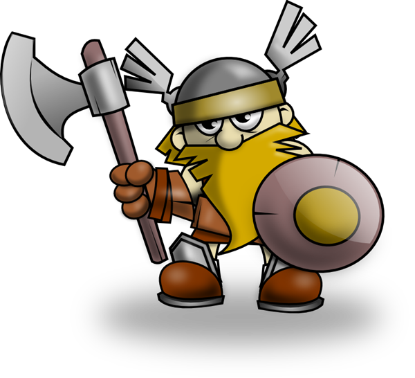 Free cliparts download clip. Warrior clipart viking man svg black and white download