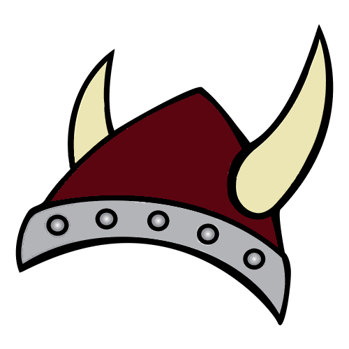 Viking clip royalty free. Hat clipart