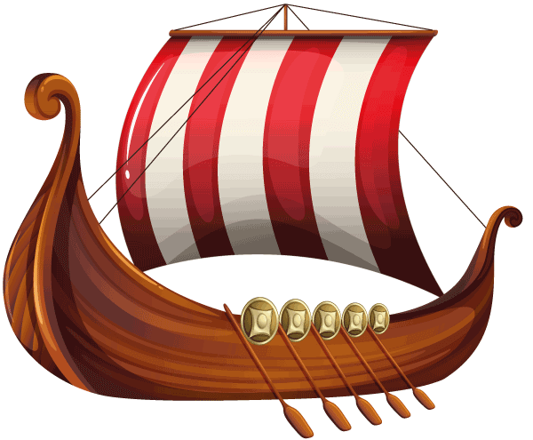Png ship transparent images. Viking clip kid clipart royalty free download