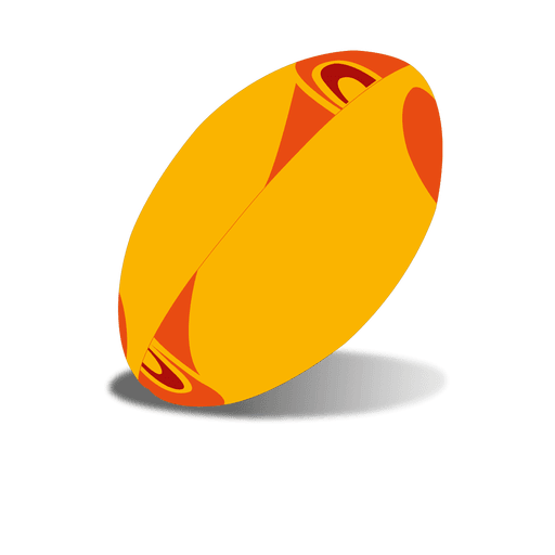 Vikings svg paint. Yellow paints rugby ball