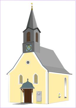 Church svg steeple clipart. Village i royalty free