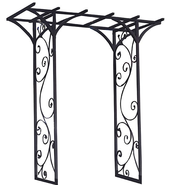 Vine clipart archway. In x with