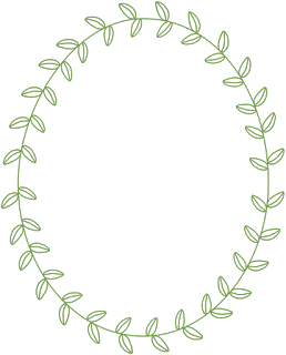 Vines clipart circular. Free laurel frames arrows