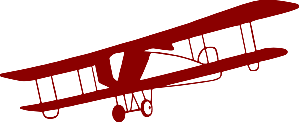 Vintage airplane png. Collection of clipart