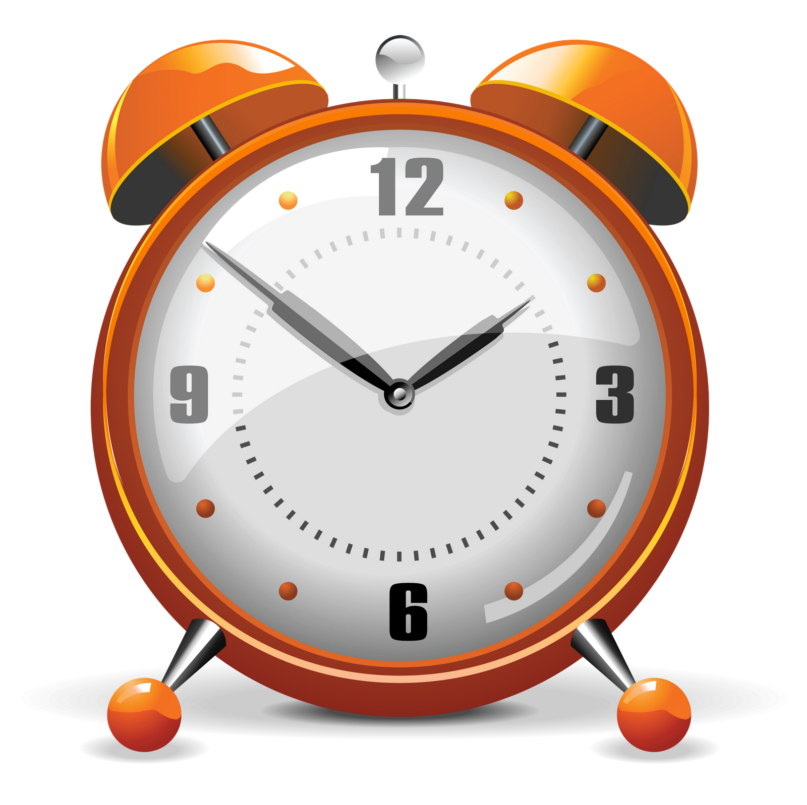 Images free download. Vintage alarm clock png clip black and white library