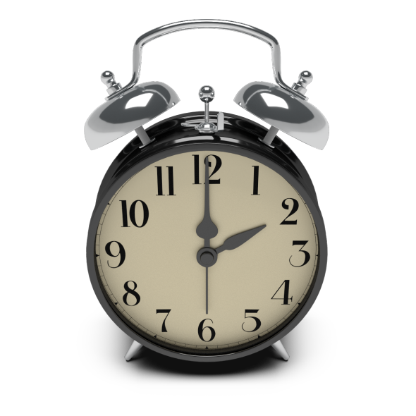 Twin bell by blendingbastian. Vintage alarm clock png svg library library