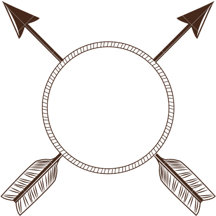 Vintage arrow png. Download hd pin clipart