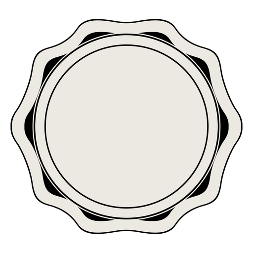 Vintage badge png. Label transparent svg vector