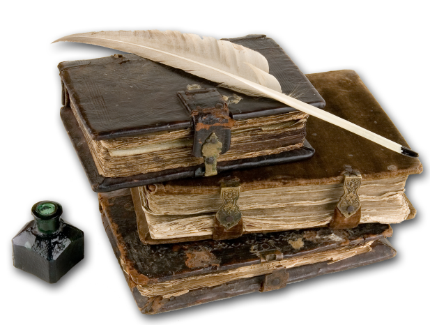 Vintage books png. Old that have ceased