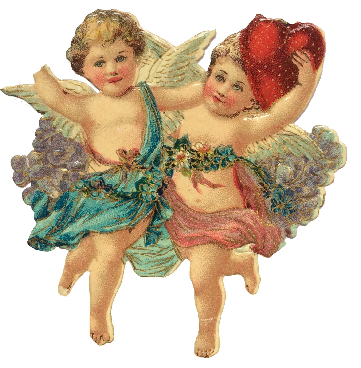 Vintage cupid png. Valentines day images country
