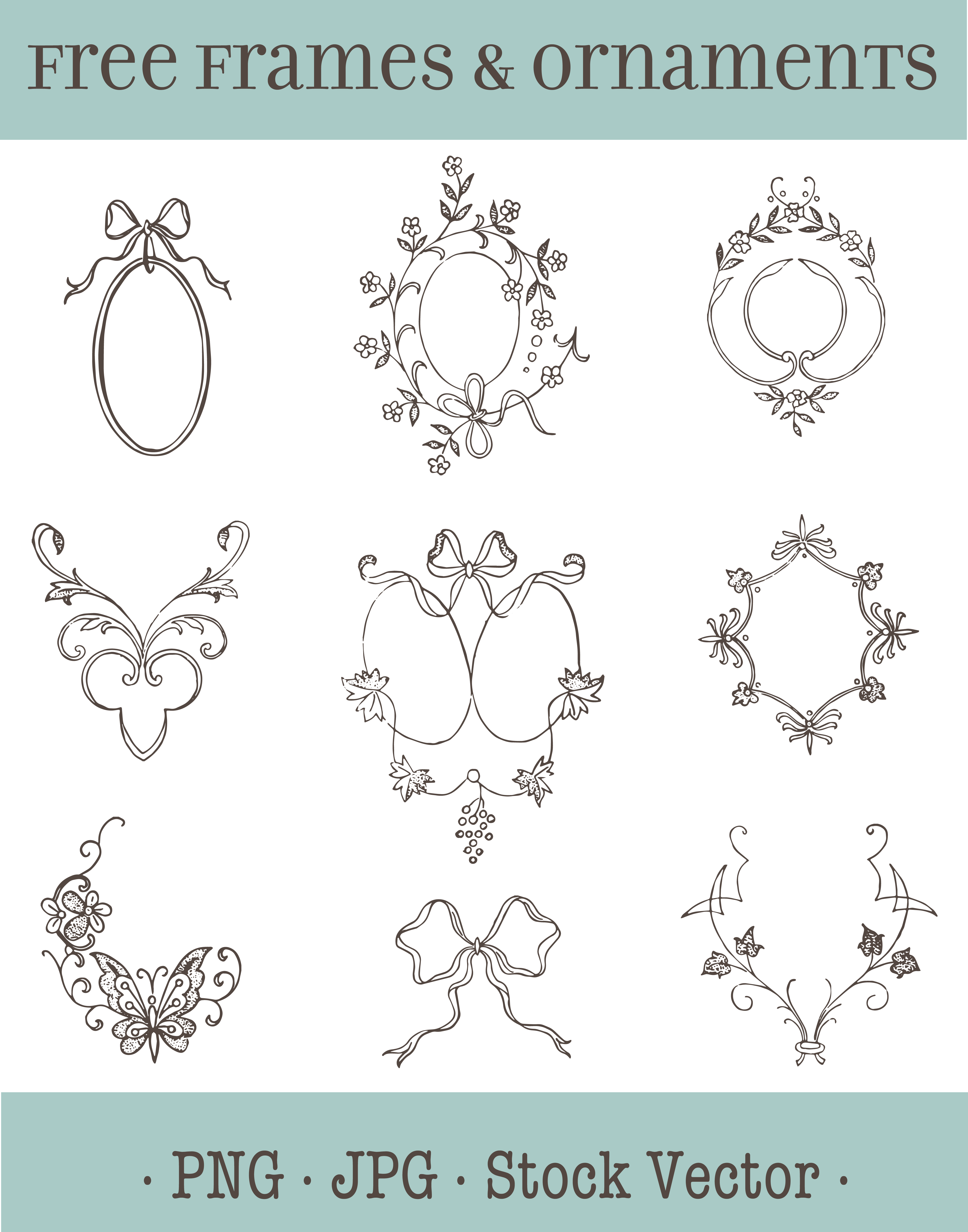 Ai vector ornamental. Png http vintagegraphics ohsonifty