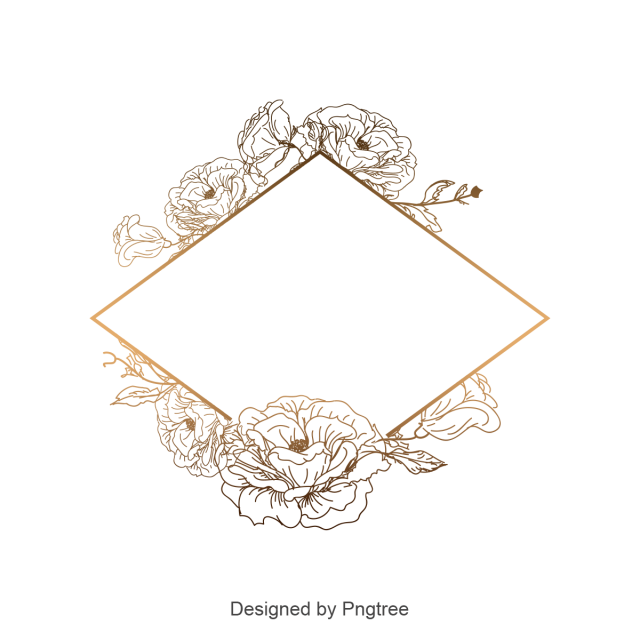 Vector set frame. Flower border decorate borderborderframe