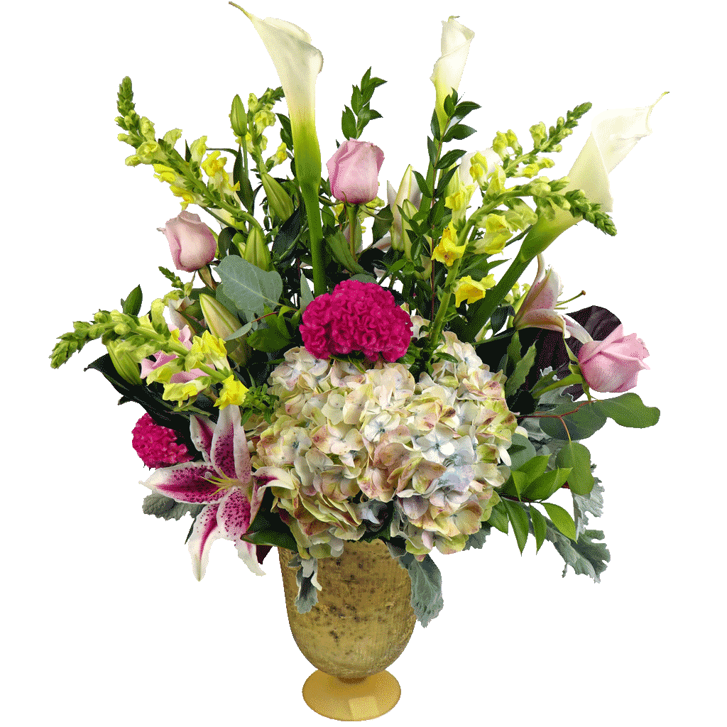 Vintage flowers bouquet png. Vogue designed by award