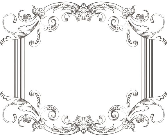 Vintage frame png. Three by kingoftheswingers on