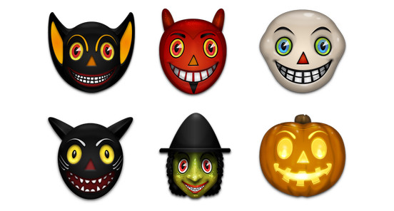 Vintage halloween png. Free icons icon search