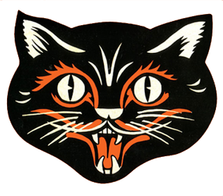 Vintage halloween png. Pin by april pink