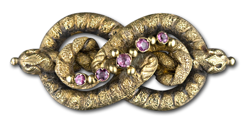 Vintage jewelry png. Lover s knot aju