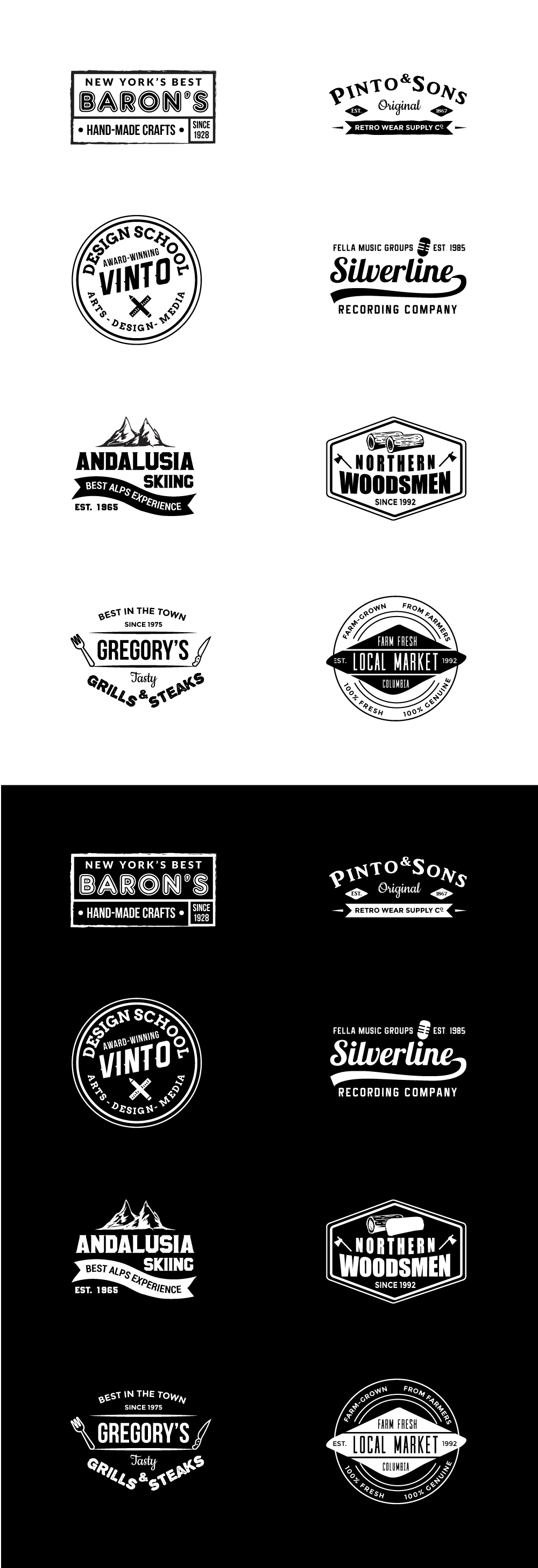 Vintage logo template png. Free templates vol graphicsfuel