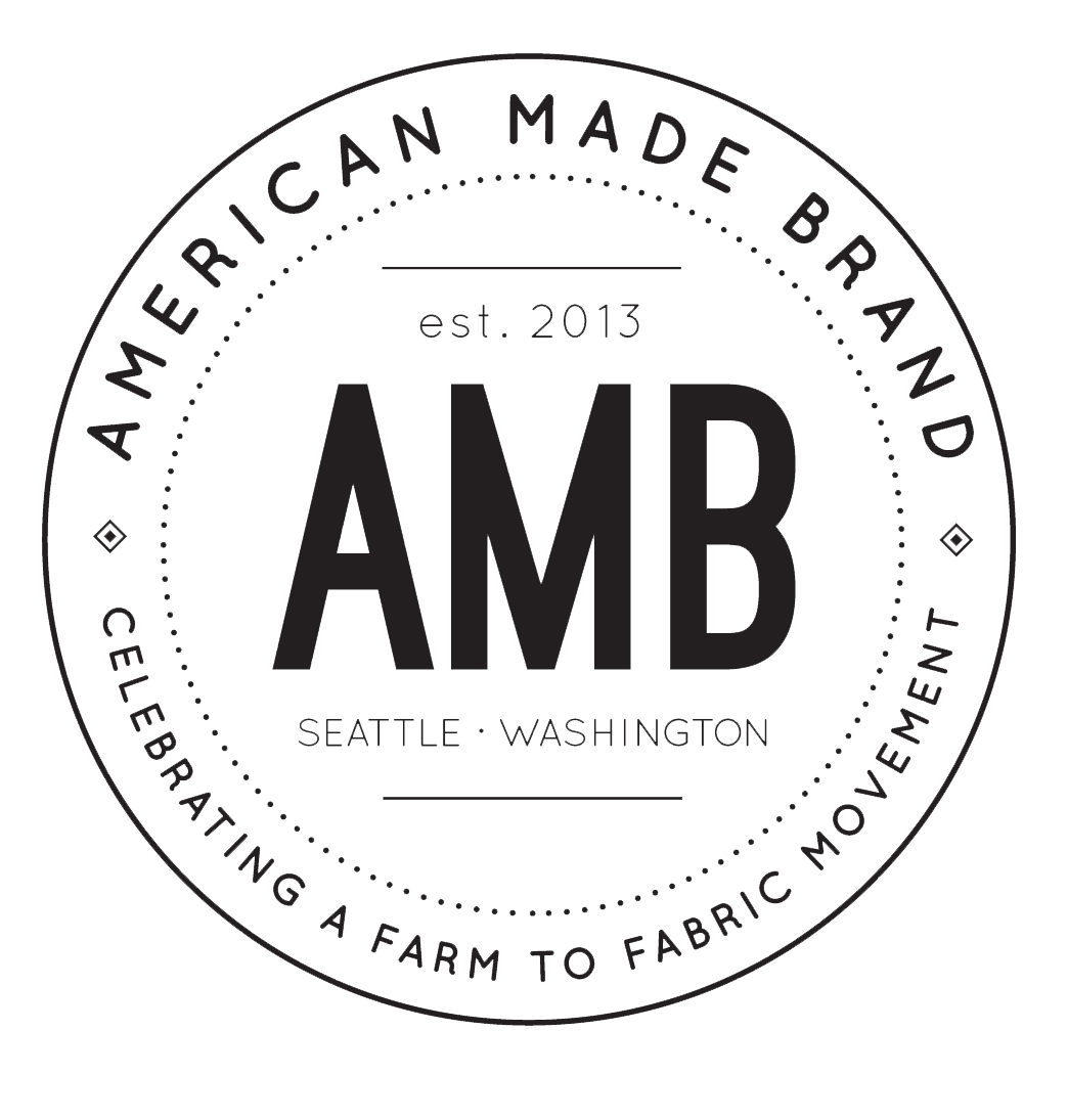 Vintage logo template png. American made brand