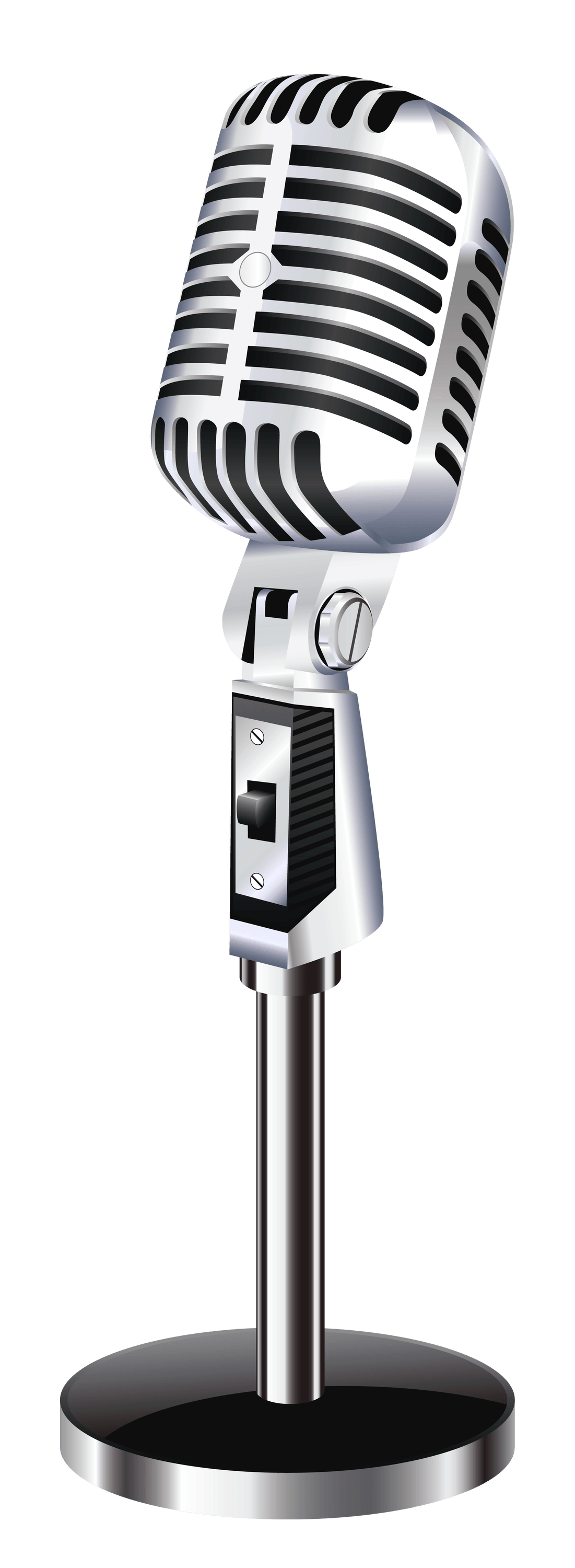 microphone png table