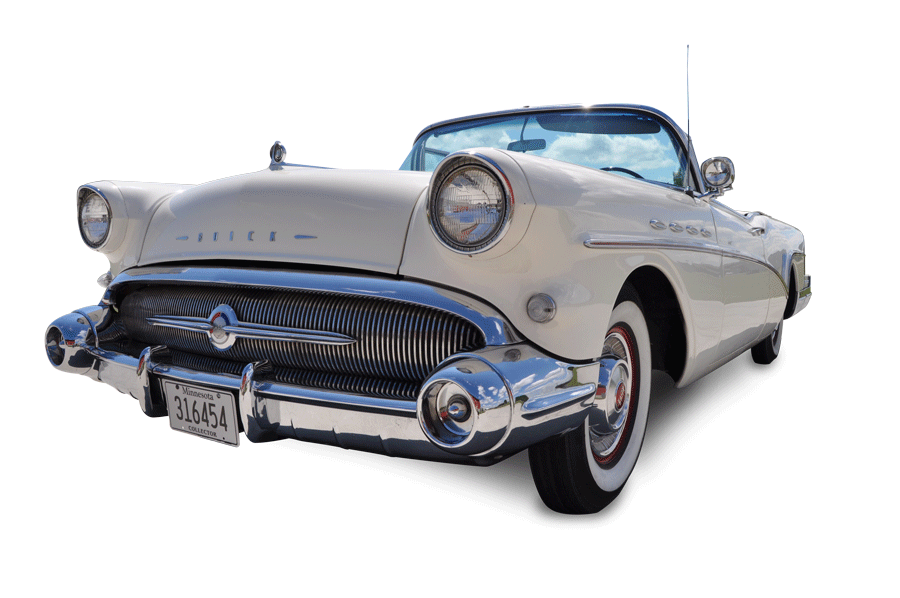 Vintage muscle buick png. The shed automobile museum