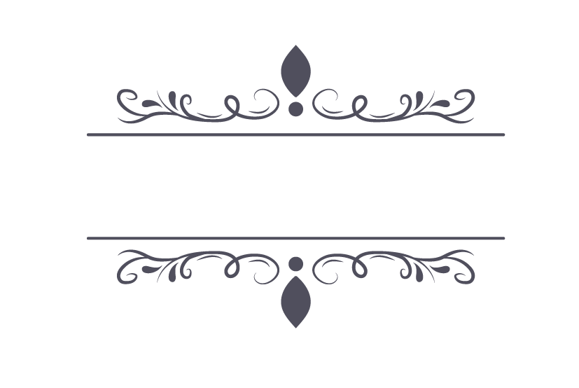Free decorative ornaments peoplepng. Vintage border line png picture free stock