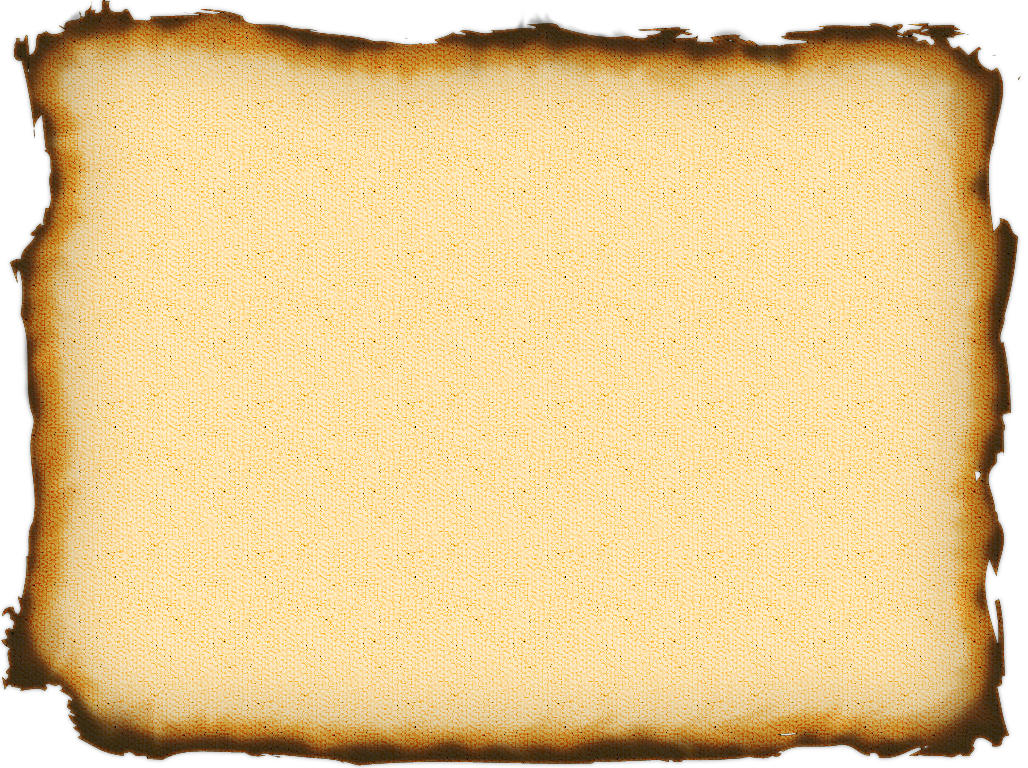 Parchment scroll png. Old paper clipart pic