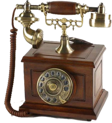 Vintage phone png. Old telephone antiques pinterest