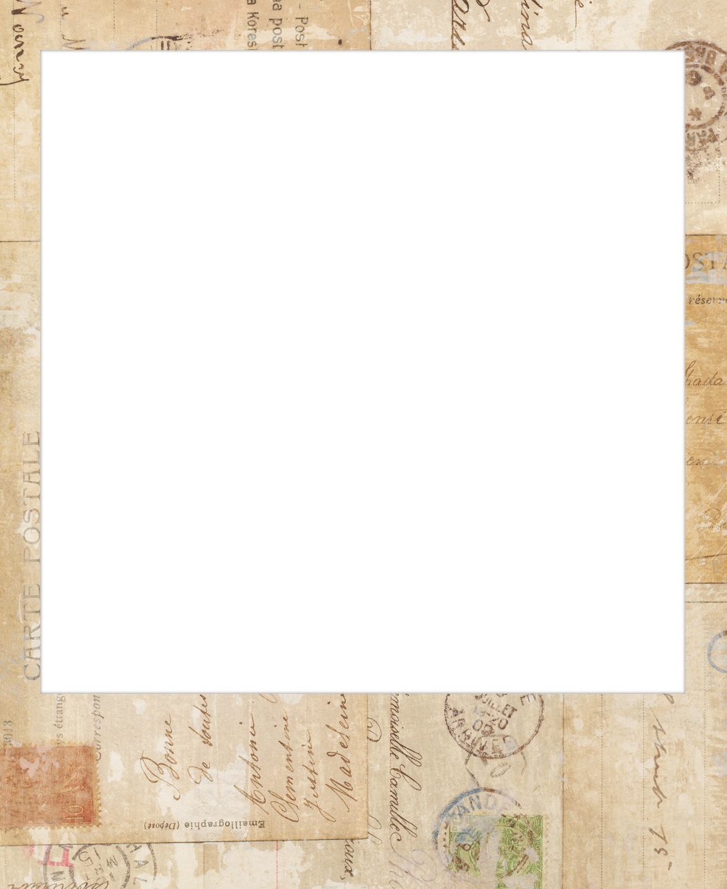 Polaroid picture frame png. Vintage template april onthemarch