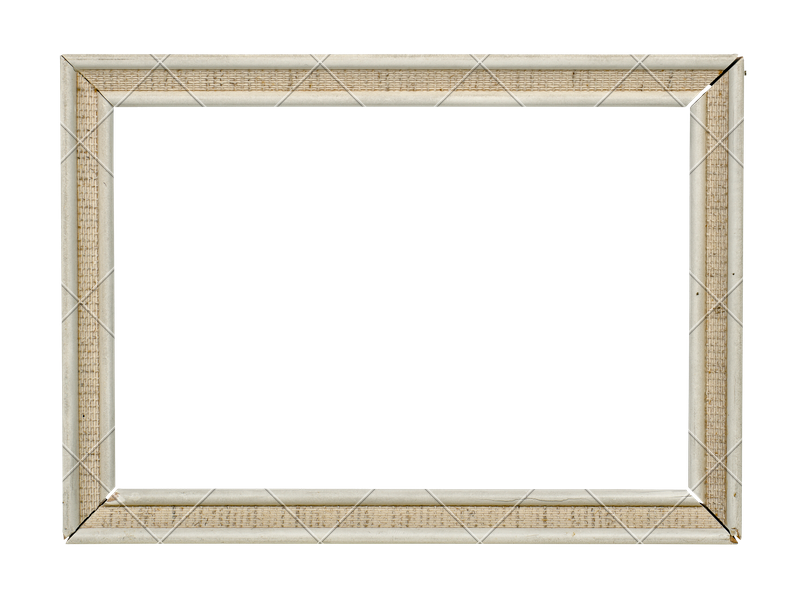Vintage png photo frames polaroids. Picture frame isolated photos
