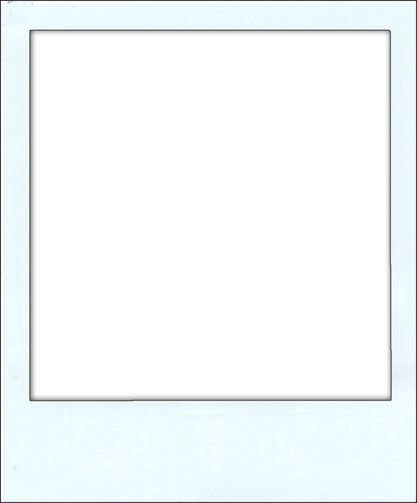 Polaroid template png. Frame april onthemarch co