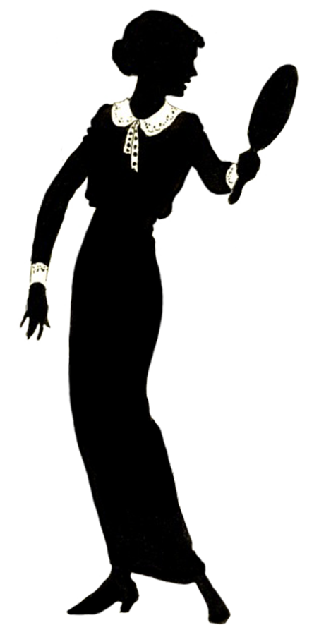 Vintage silhouette png. Images at getdrawings com