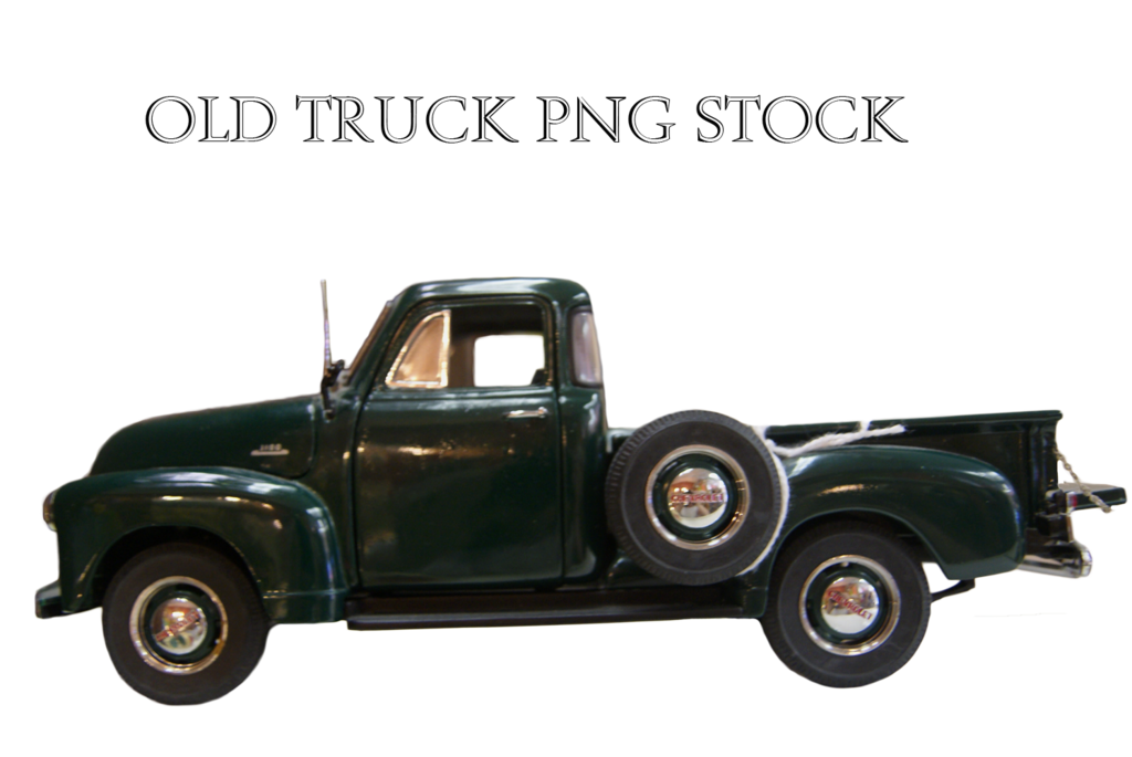 old truck png