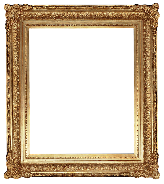 Vintage wood frame png. Vertical classic pictures transparent