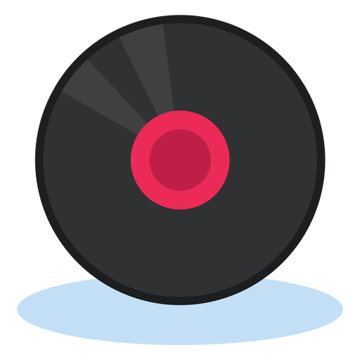 Vinyl record vector png. Icon music transparent svg