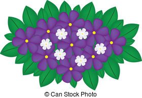 And stock illustrations vector. Violet clipart clip free library