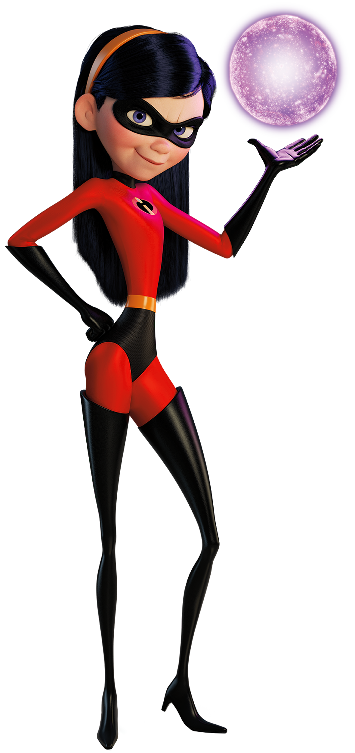 Incredibles 2 png. Violet cartoon image gallery