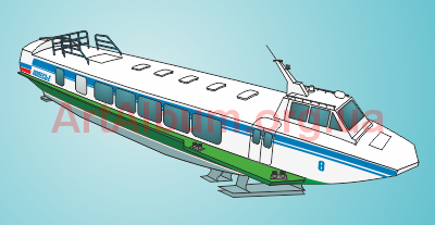 Violet hydrofoil. Clipart free cliparts download