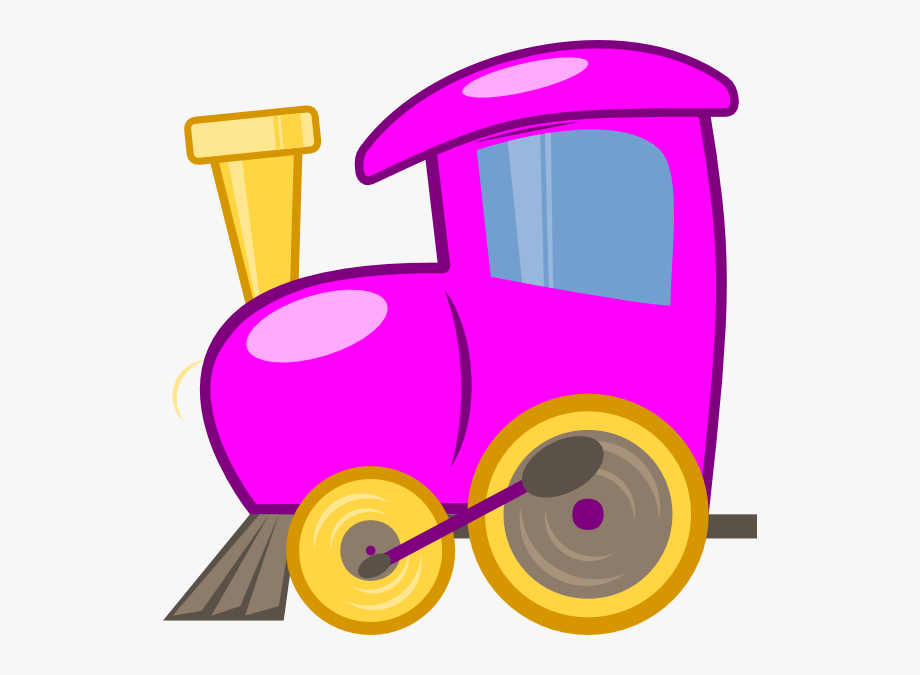 Violet wagon. Collection of purple