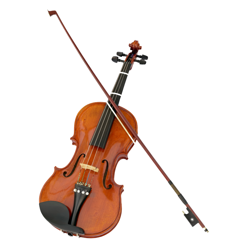 Fiddle drawing small violin. Free png transparent images