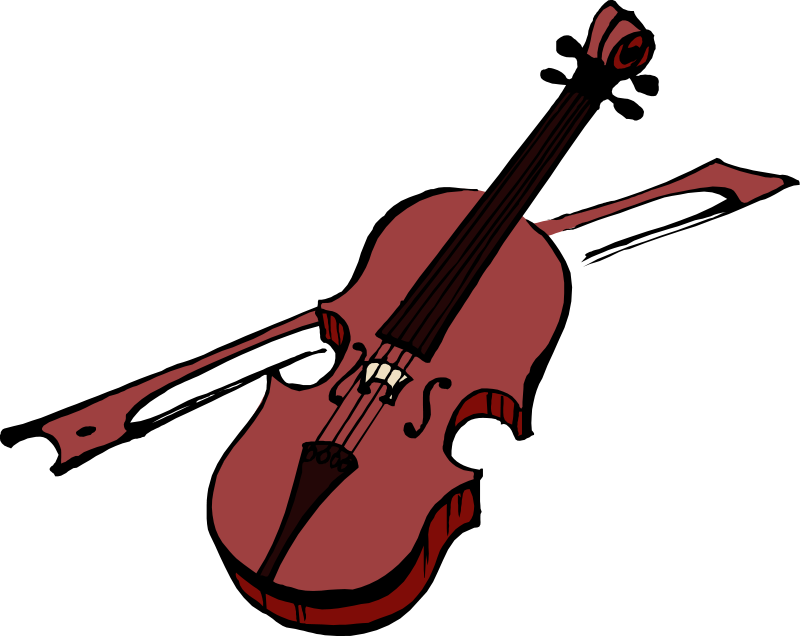 Violin clipart animated. Music pictures panda free