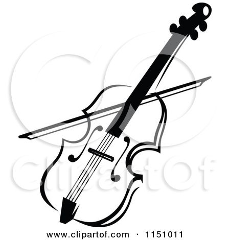 best music graphics. Violin clipart dan png library stock