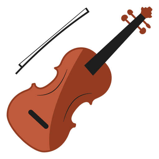 Cello vector transparent background. Violin illustration png svg