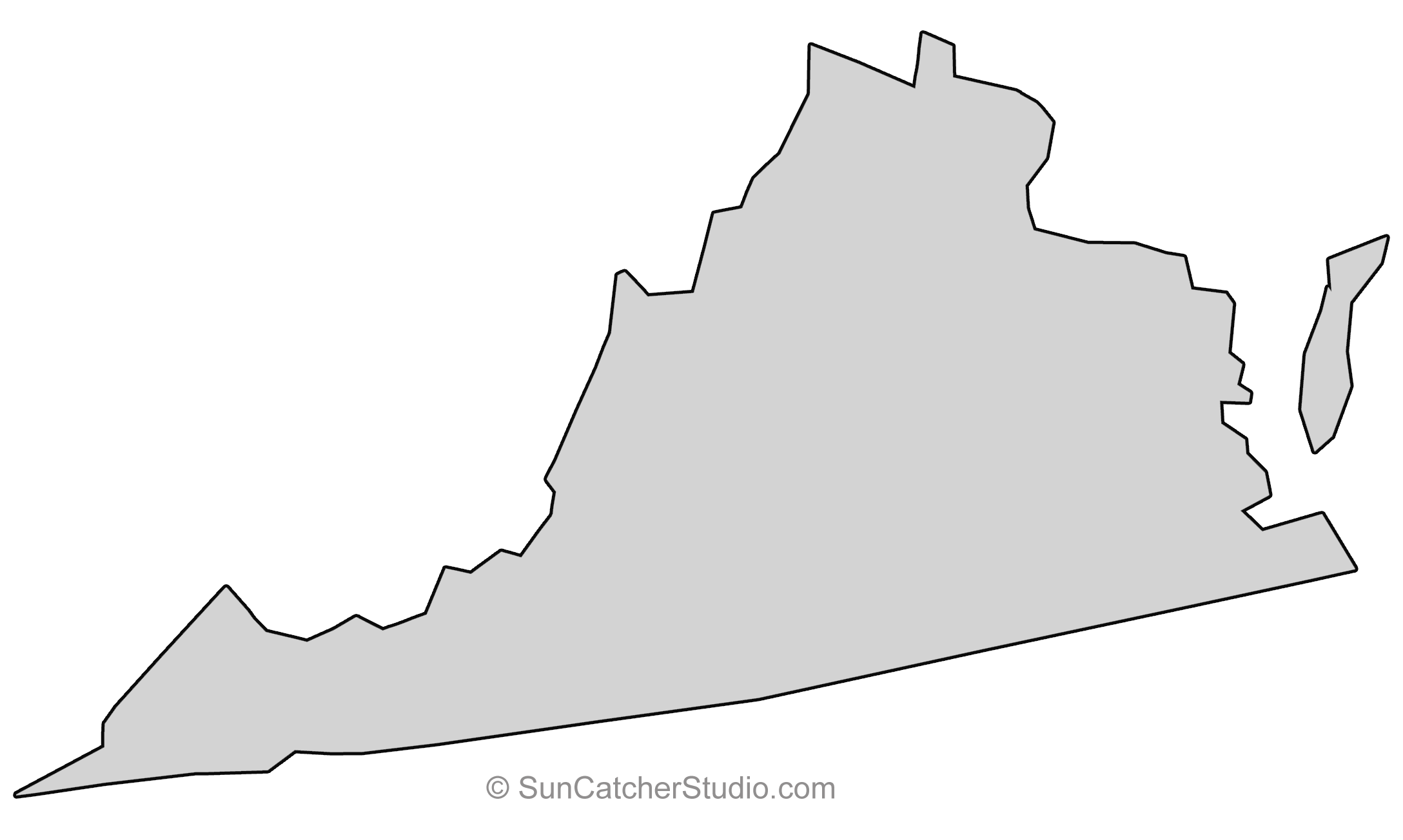 Virginia state outline png. Quilt patterns stencils combine