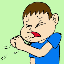 Virus clipart infected person. Sinus infection contagious yes