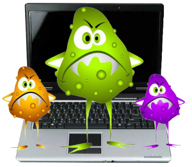 Virus pc png. Free internet security why