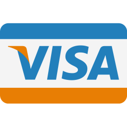 Visa card icon png. Free payment pay checkout