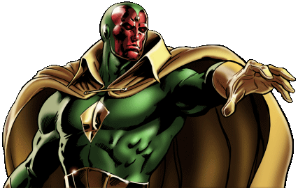 Vision vector avengers. Dialogues marvel alliance wiki