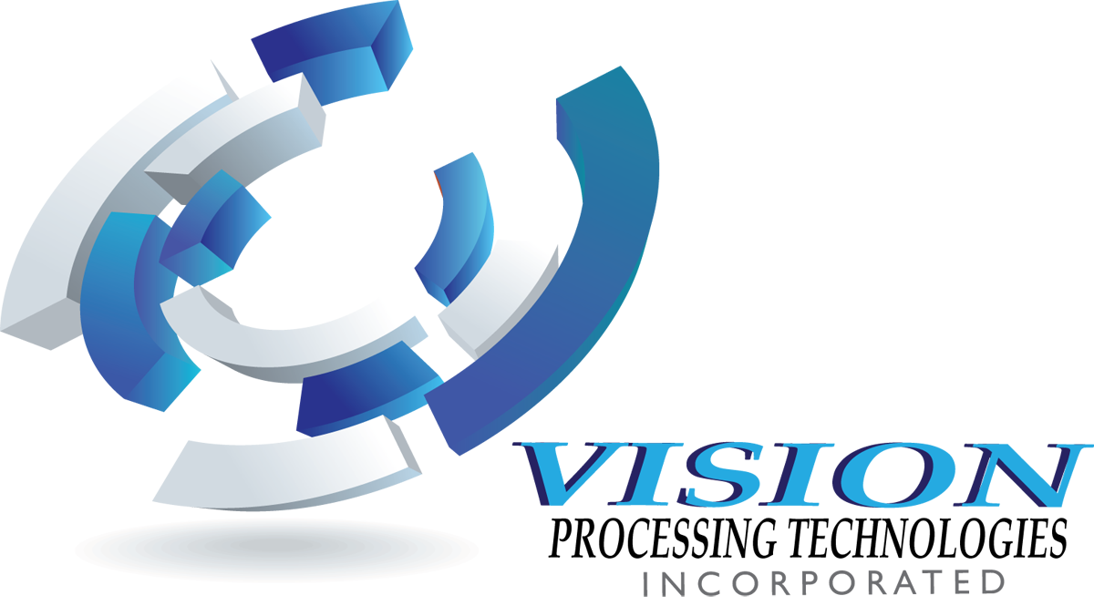 Vision vector logo design. Modern professional marketing for